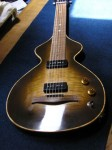 Lapsteel guitar