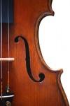 Violino Guarneri - dettaglio