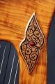Arpa celtica (dettaglio)