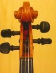 Violino 1990 - dettaglio